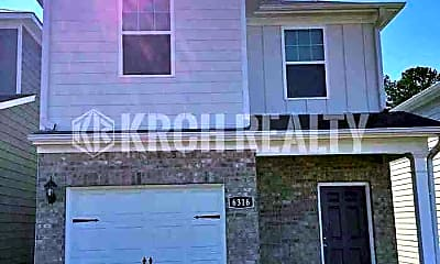 Building, 6316 Rainbow Row, 0