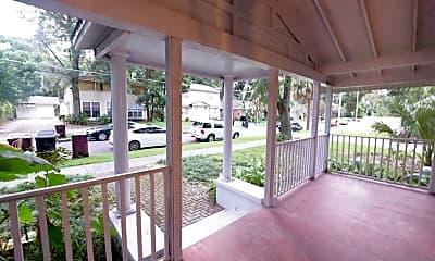 Patio / Deck, 725 Putnam Ave, 1