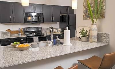 Kitchen, Loretto at Creekside, 0