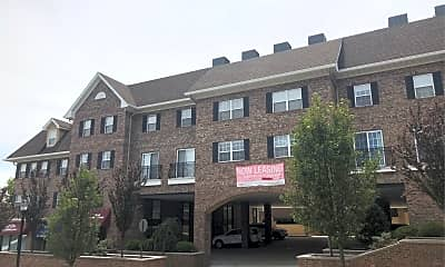 East Gate of Nutley Apartments, 0