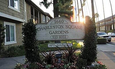 Charleston Square Gardens, 1
