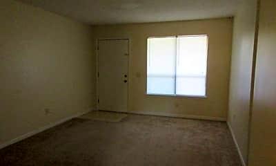 Living Room, 251 Rast St D-2, 1