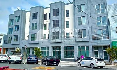 Building, 2224 Clement St, 0