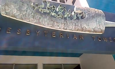 Presbyterian Towers, 1