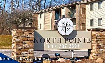 Community Signage, 3021 N Pointe Dr, 0