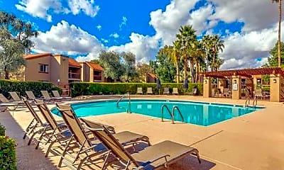 Pool, 8256 E Arabian Trail 125, 2