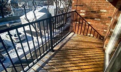 Patio / Deck, 6210 Ridge Ave 17, 2