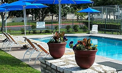 Pool, Buttercup Creek, 0
