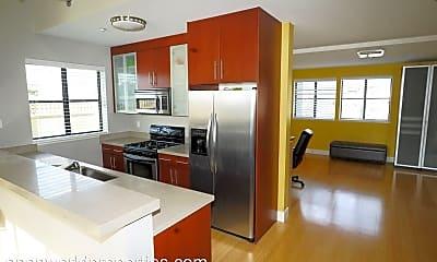 Kitchen, 1555 32nd Street, Unit 5, 0