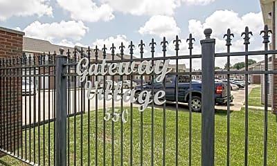 Community Signage, Gateway Village Homes, 1