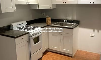 Kitchen, 3616 N Pine Grove Ave, 1