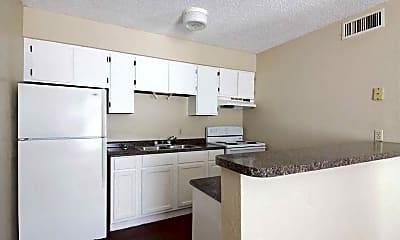 Kitchen, Northwind Apartments, 0