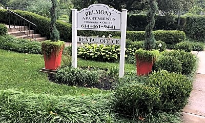 Belmont Apartments, 1
