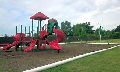 Playground, Crutcher, Powell & Springdale Estates, 2
