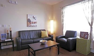 Living Room, The Edge, 1