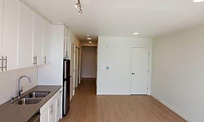Living Room, 6717 Roosevelt Way NE - 711, 0
