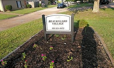 Beauregard Apartments, 1