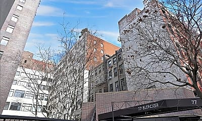 Building, 77 Bleecker St 105W, 1