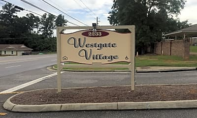 Westgate Village Apartments, 1