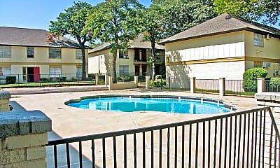 Pool, Forest Oaks on Purdue, 0