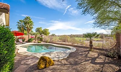 Pool, 3725 E Meadowview Dr, 1