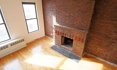 Living Room, 425 E 77th St, 0