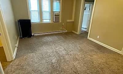 Living Room, 2034 N. High Street, 1
