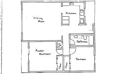 Boris Garden Apartments, 2