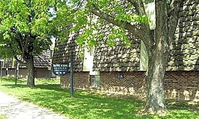 Brown School Station, 1