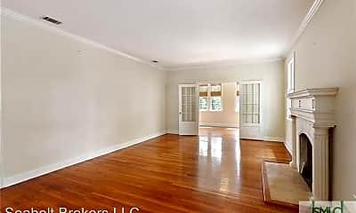 Living Room, 330 E 46th St, 1
