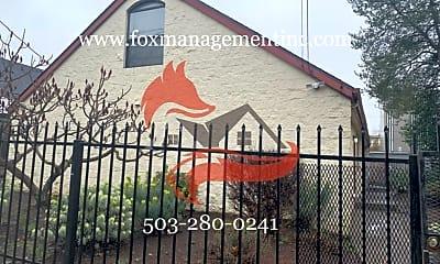 Community Signage, 3602 N Gantenbein Ave, 1