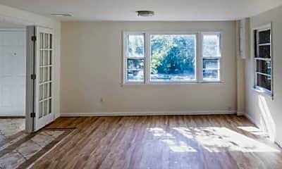 Living Room, 6503 Byron Ave, 0