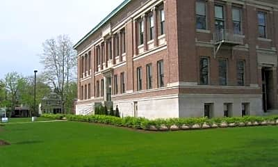 Building, Grant School Lofts, 0