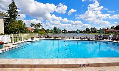 Pool, 4140 Crayton Rd D6, 2