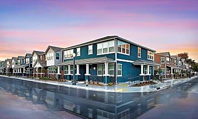 Building, Crichton Place, 0