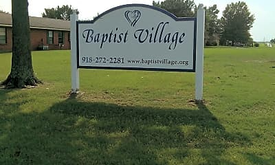 Baptist Village of Owasso, 1