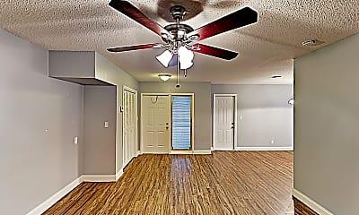 Living Room, 3720 NE 13th Terrace, 1