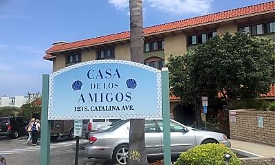 Casa De Los Amigos m, 1