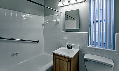Bathroom, The Fields of Silver Spring, 1