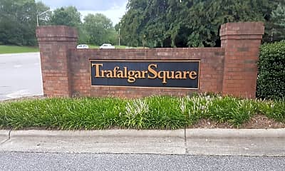 Trafalgar Square, 1