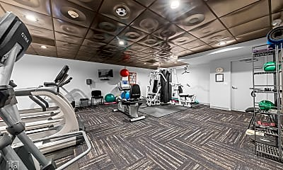 Fitness Weight Room, 77 S Evergreen Ave 505, 2