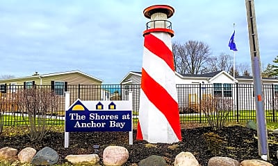 Community Signage, The Shores of Anchor Bay, 0