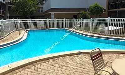 Pool, 4725 Christa Court - 332, 2