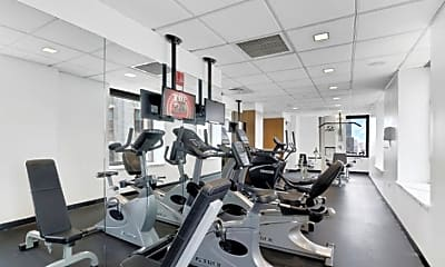Fitness Weight Room, 100 W 39th St, 2