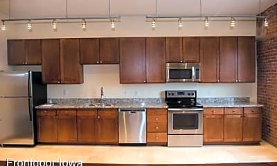 Kitchen, 427 Pershing Ave. Market Lofts, 0