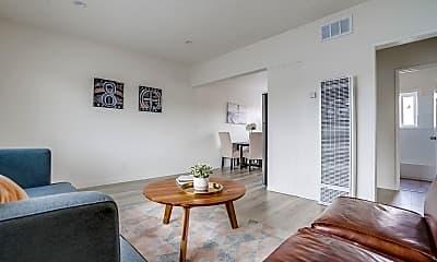 Living Room, 1074 E Market St, 1