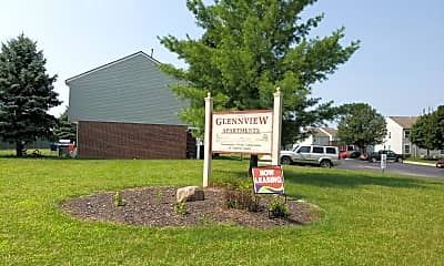 Glenview Apartments, 1