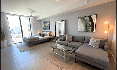 Living Room, 550 NW 5 Ave, 0