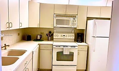 Kitchen, 1201 S Ocean Dr 214S, 2
