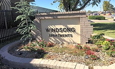 Community Signage, Windsong, 1